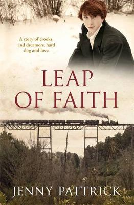 Leap of Faith by Jenny Pattrick