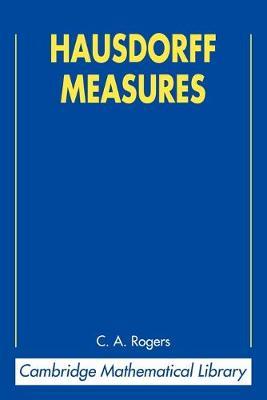 Hausdorff Measures book
