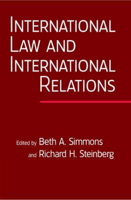 International Law and International Relations book