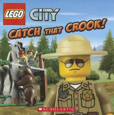 Lego City: Catch That Crook! book