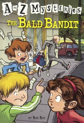 Bald Bandit by Ron Roy