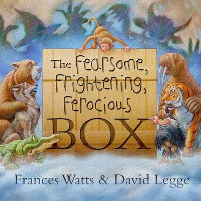 The Fearsome, Frightening, Ferocious Box book
