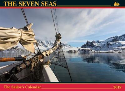 The Seven Seas Calendar 2019 by Ferenc Mate