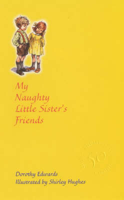 My Naughty Little Sister's Friends book