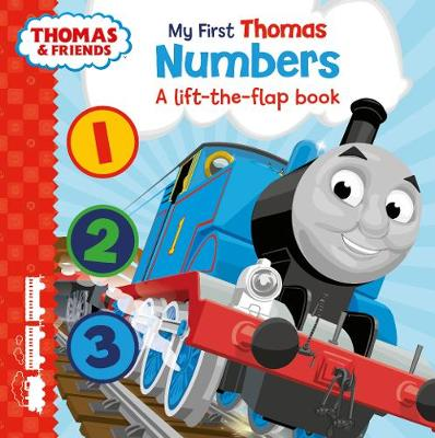 Thomas & Friends: My First Thomas Numbers by Egmont Publishing UK