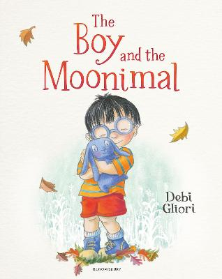 The Boy and the Moonimal book