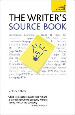 The Writer's Source Book by Chris Sykes