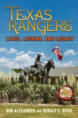 Texas Rangers by Bob Alexander