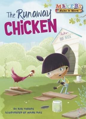 Runaway Chicken book