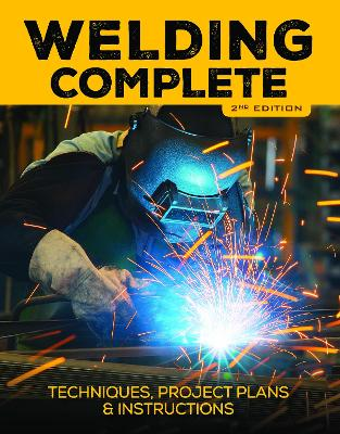 Welding Complete by Michael A. Reeser