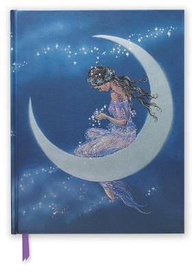 Jean & Ron Henry: Moon Maiden (Blank Sketch Book) by Flame Tree