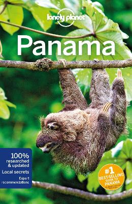 Lonely Planet Panama book