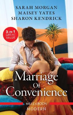 Marriage Of Convenience/Lost to the Desert Warrior/Marriage Made on Paper/Too Proud to be Bought book