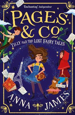 Pages & Co.: Tilly and the Lost Fairy Tales (Pages & Co., Book 2) book