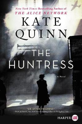 The Huntress [Large Print] book