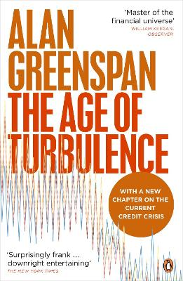 Age of Turbulence by Alan Greenspan