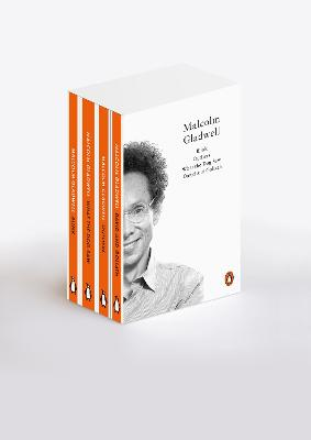 The Penguin Gladwell: Blink, Outliers, What the Dog Saw, David and Goliath by Malcolm Gladwell