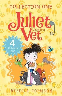 Juliet, Nearly a Vet collection 1 book