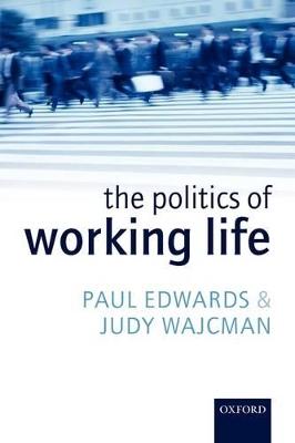 Politics of Working Life book