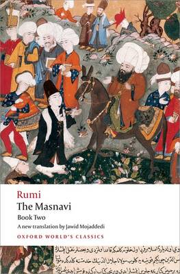 The Masnavi, Book Two by Jalal al-Din Rumi