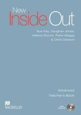 Inside Out Advanced Teacher's Book Pack New by Sue Kay