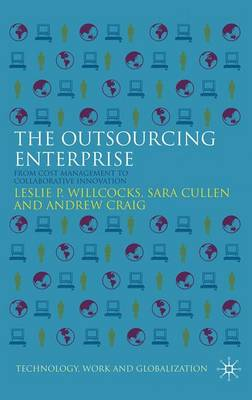 The Outsourcing Enterprise by Leslie P. Willcocks