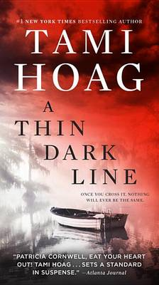A Thin Dark Line by Tami Hoag