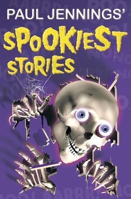 Spookiest Stories book