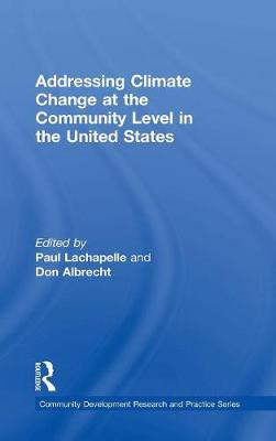 Addressing Climate Change at the Community Level in the United States book