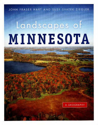 Landscapes of Minnesota book