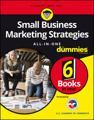 Small Business Marketing Strategies All-In-One for Dummies by Consumer Dummies