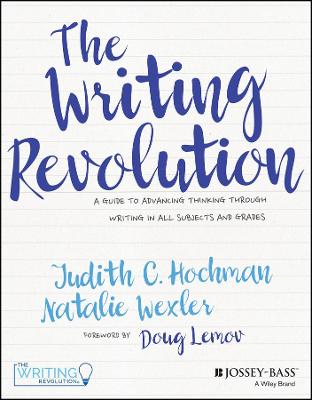 Writing Revolution book