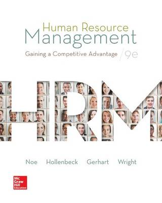 Loose Leaf Human Resource Management with Connect Access Card by Raymond Andrew Noe