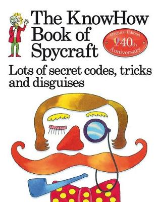 Book of Spycraft by Judy Hindley
