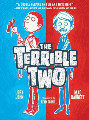 Terrible Two by Mac Barnett