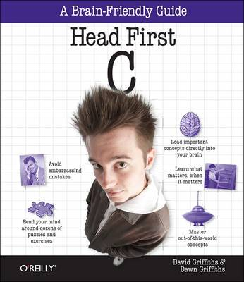 Head First C by David Griffiths