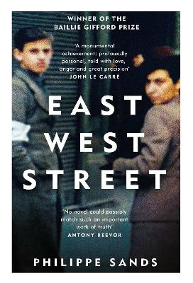 East West Street by Philippe Sands