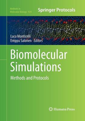 Biomolecular Simulations by Luca Monticelli