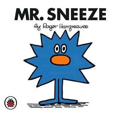 Mr Sneeze book