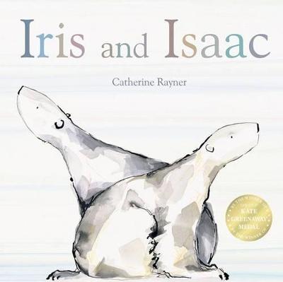 Iris and Isaac book