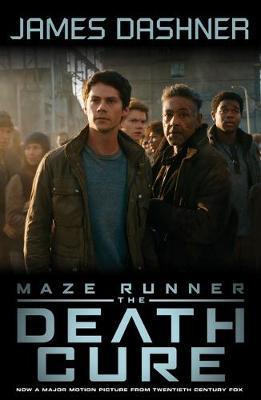 Maze Runner 3: The Death Cure book