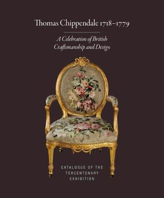 Thomas Chippendale 1718-1779 book
