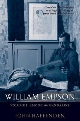 William Empson, Volume I book