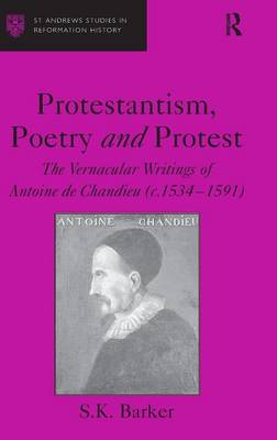 Protestantism, Poetry and Protest by S.K. Barker