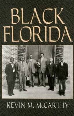 The Hippocrene U.S.A. Guide to Black Florida by Kevin M. McCarthy