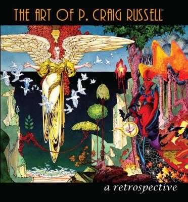 Art of P. Craig Russell book