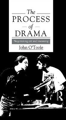 Process of Drama book