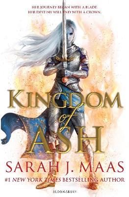 Kingdom of Ash book