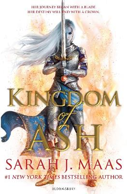 More information on Kingdom of Ash by Sarah J. Maas