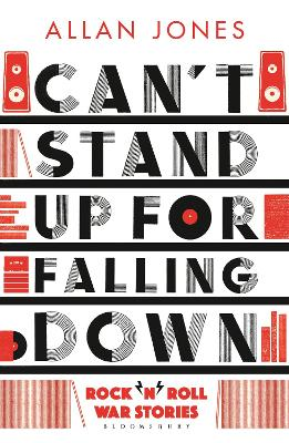 Can't Stand Up For Falling Down book